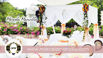 Decoracion de Matrimonios